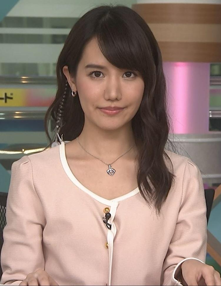 尾島沙緒里アナ(TBSニュースバード出演中)がかわいい!気になる ...